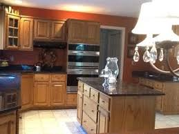 Kitchen Designs With Oak Cabinets by 18 Best Kitchen Ideas Images On Pinterest Kitchen Ideas Oak