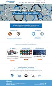b2b web design for orange county industrial company