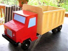 fire truck toy box at www toyboxplan com this site gives you the