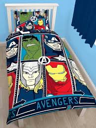Marvel Double Duvet Cover Marvel Bedding Products