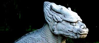 qilin statue qilin paranormal papers