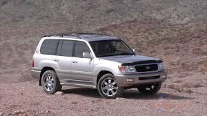 2000 toyota land cruiser review 2000 toyota land cruiser by viva las vegas autos