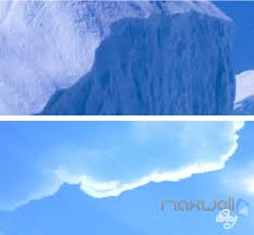 3d iceberg penguin blue sky ceiling entire living room wallpaper 3d iceberg penguin blue sky ceiling entire living room wallpaper wall mural art idcqw 000226