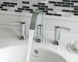 Modern Faucet Bathroom Designer Bathroom Sink Faucets Photo Of Exemplary Glass Waterfall