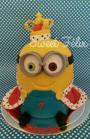 Minion Cake Decorations Minion Birthday Cake Instructions Image Inspiration Of Cake And