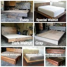 Custom Platform Bed Covina Custom Platform Bed Frames Home Facebook