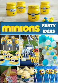 minion party ideas minions party ideas minion food decoration and creative