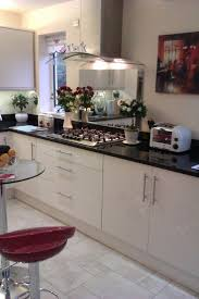 Mirrored Backsplash In Kitchen 27 Best Mirror Splashback Images On Pinterest Mirror Splashback