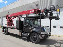 sold 2007 international 4300 s a with elliott hireach g85