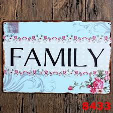 home decor family signs compare prices on family wall sign online shopping buy low price