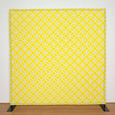 wedding backdrop online yellow white pattern backdrop for photo booth wedding bar