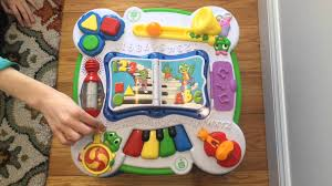 learn and groove table leapfrog learn groove musical learning activity table for infants