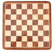 wholesale wooden 18x18 inch solid chess board bulk buy handmade
