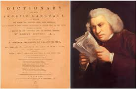 Samuel Johnson Meme - mouth friend tonguepad words in the age of dictionary growth spurt