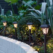 solar powered patio lights solar lights lights4fun co uk