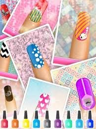nails makeover salon fashion games for girls android apps on