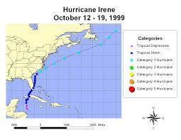 Hurricane Tracking Map Tropical Storms Impacting The Southeast Southeast Regional