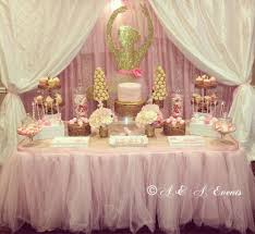 Pink And Gold Baby Shower Decorations by Ballerina Baby Shower Party Ideas Ballerina Baby Showers Baby