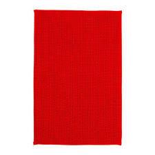 red bath mat ikea bathmats rugs u0026 toilet covers ebay