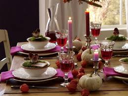 35 thanksgiving day table decorations