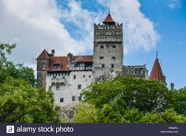 bran castle dracula u0027s castle bran transylvania romania stock