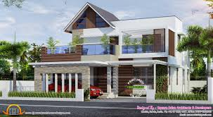 4 bedroom attached modern home design kerala home design and