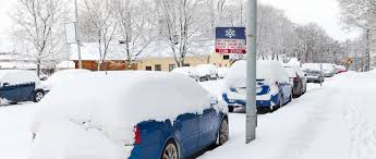 lexisnexis vehicle registration city reminds residents of parking regulations with snow
