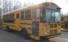 2001 thomas saf t liner mvp ef bus item j3329 sol