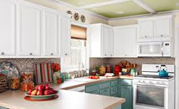kitchen ceiling ideas 01 kitchen with cabinet crown moulding 101892711 thumb jpg