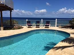 cane bay dream amazing oceanfront villa bes vrbo