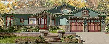 a frame style house marvelous craftsman style one story house plans photos best