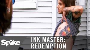 tattoo nightmares season 4 a human canvas that s out of this world ink master redemption