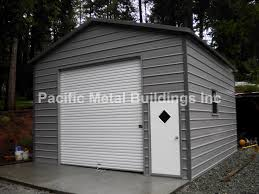 10x10 garage door boxed eve style u2013 professional engineered buildings