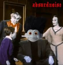 Munsters Halloween Costumes Munsters Gifs 2 Wifflegif