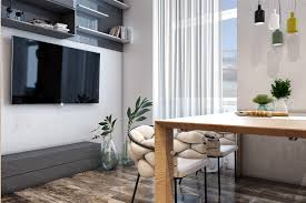 minimalist apartment interior design style for small space