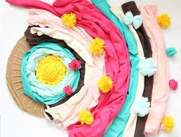 How To Rag Rug Make Rag Rug From Old T Shirts A Piece Of Rainbow