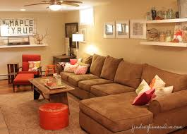 Basement Family Room Home Planning Ideas - Family room in basement