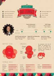 Creative Resume Sample by Examples Of Creative Graphic Design Resumes Infographics 2012