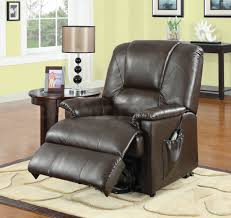 Contemporary Recliners Modern Recliners Fabric Leather Velvet Vinyl Recliners