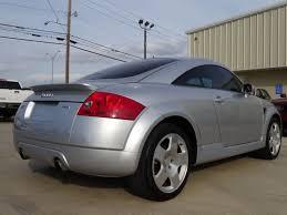 2001 audi tt turbo specs 2001 audi turbo quattro 225 hp 6 speed manual tx roadster drives