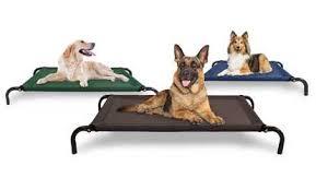Elevated Dog Beds For Large Dogs Dog Beds U0026 Furniture Deals U0026 Coupons Groupon