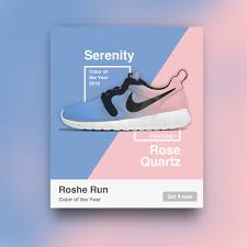 daily ui 4 shoes color of the year on behance pantone color of