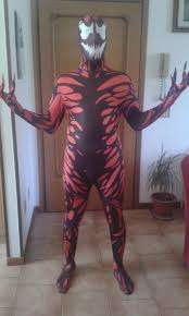 Carnage Halloween Costume Carnage Cosplay Amazingspideyfan86 Deviantart
