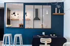 cuisine mur bleu 50 verrières déco pour la cuisine la chambre ou la salle de bain