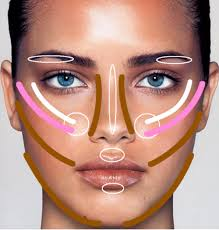 using these simple techniques you ll be able to emphasize your angles using bronzer blush and highlighter brush before you can think of contouring