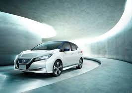 2018 nissan leaf u003d best of innovation winner at ces 2018