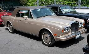 roll royce rolys 1985 rolls royce camargue information and photos momentcar