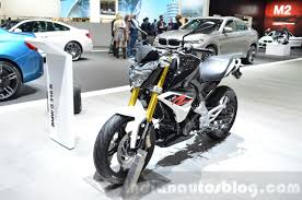 bmw motorcycle 2016 tvs sold 4 500 units of bmw g310r to bmw motorrad in fy17