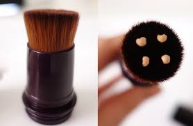 by terry light expert perfecting foundation brush by terry light expert click brush review i heart beautyi heart