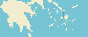 Greece Islands Map by 11 Day Greek Island Hopping Tour On A Budget
